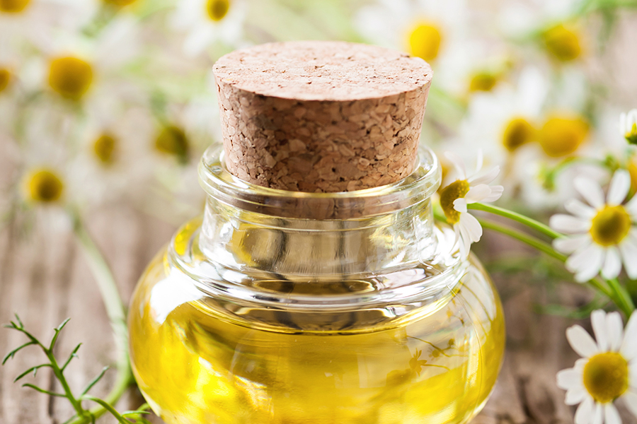 Chamomile - Oil - Cork - Chamomile Therapies - Clinical Aromatherapy, Berkhamsted