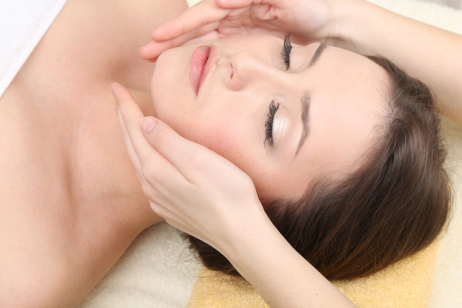 Organic Facials - Chamomile Therapies, Berkhamsted